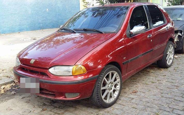 Fiat Palio 1.6 MPi 16V - Foto #1