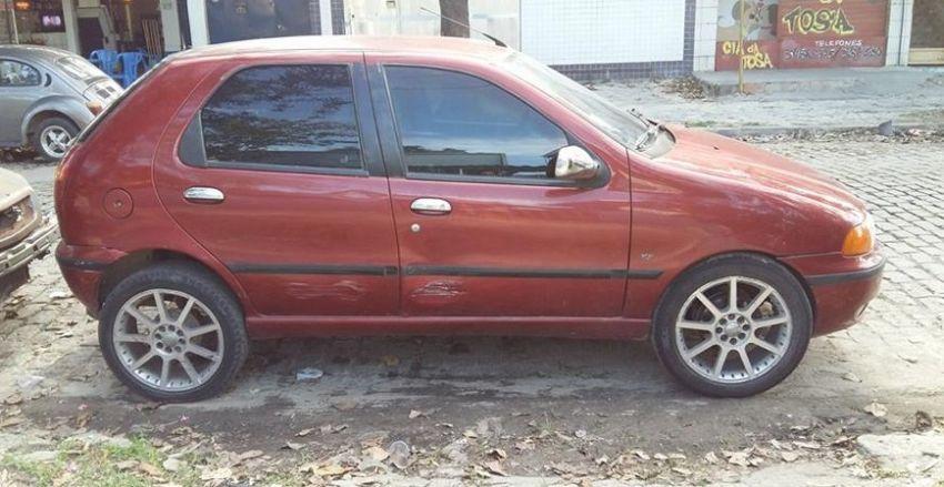 Fiat Palio 1.6 MPi 16V - Foto #5