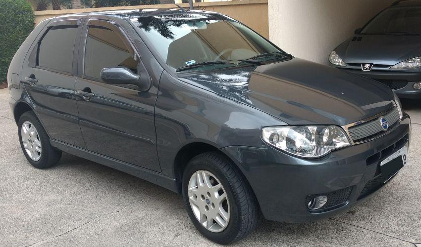 Fiat Palio ELX 1.4 (Flex) - Foto #5