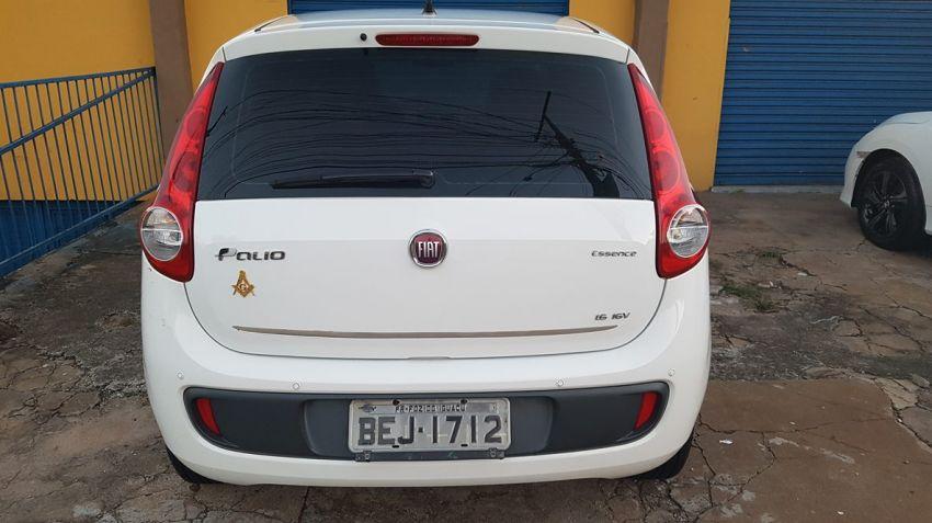 Fiat Palio Essence 1.6 16V E.torQ - Foto #8