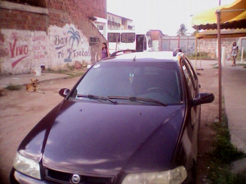 Fiat Palio Weekend ELX 1.3 16V Fire - Foto #2