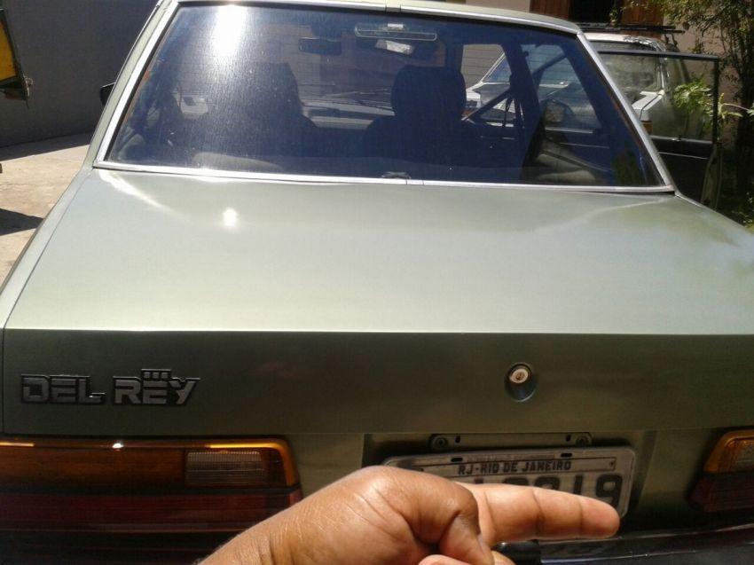 Ford Del Rey Sedan Ghia 1.6 - Foto #4