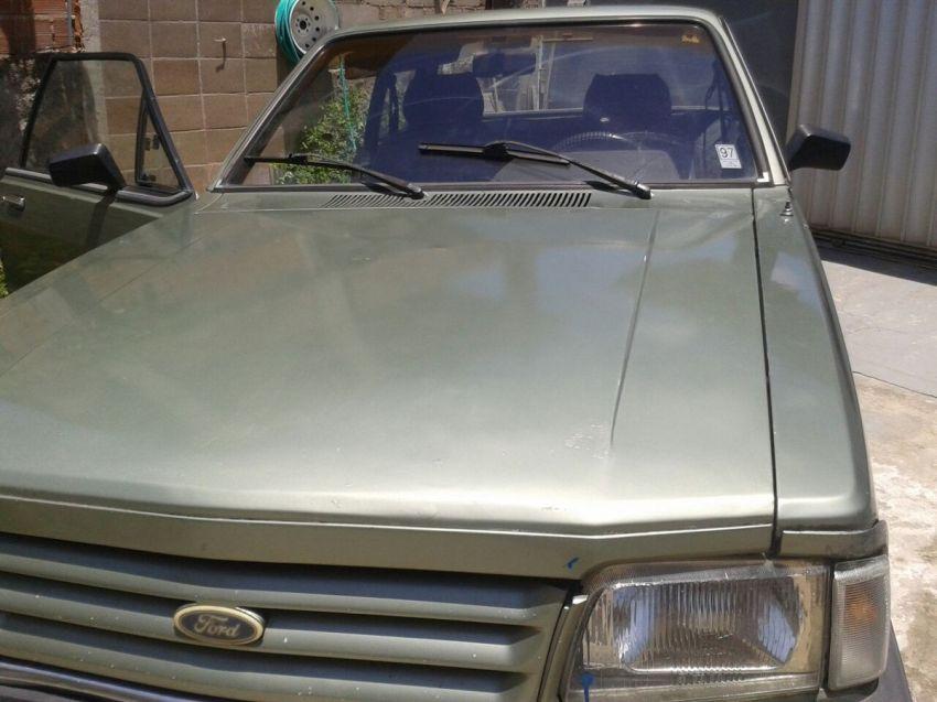 Ford Del Rey Sedan Ghia 1.6 - Foto #5