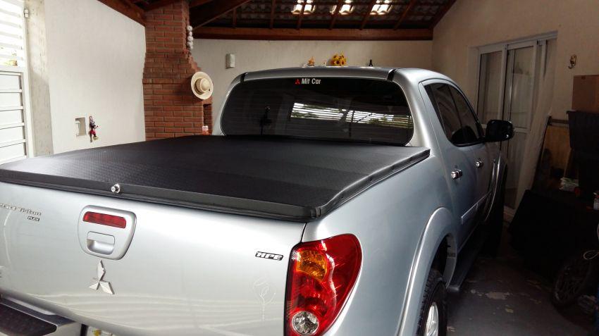Mitsubishi L 200 Triton HPE 4x4 3.5 V6 (flex) (cab. dupla) (aut) - Foto #2