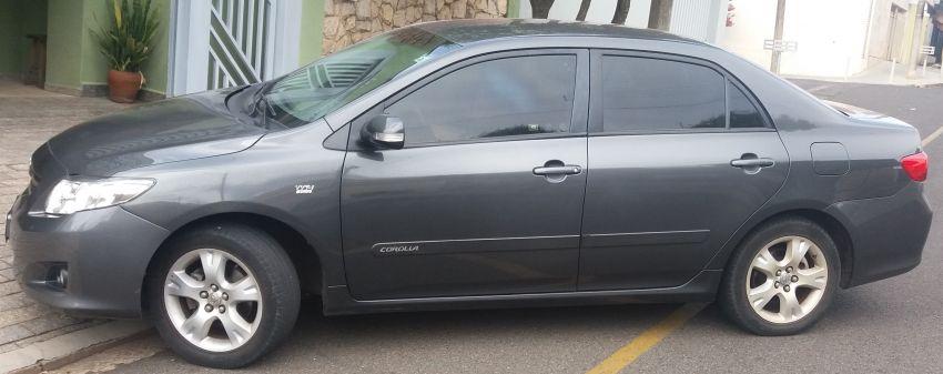 Toyota Corolla Sedan XEi 1.8 16V (flex) (aut) - Foto #2