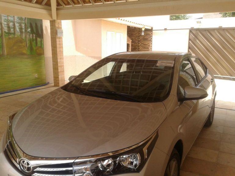 Toyota Corolla Sedan 2.0 Dual VVT-i Flex XEi Muilti-Drive S - Foto #1