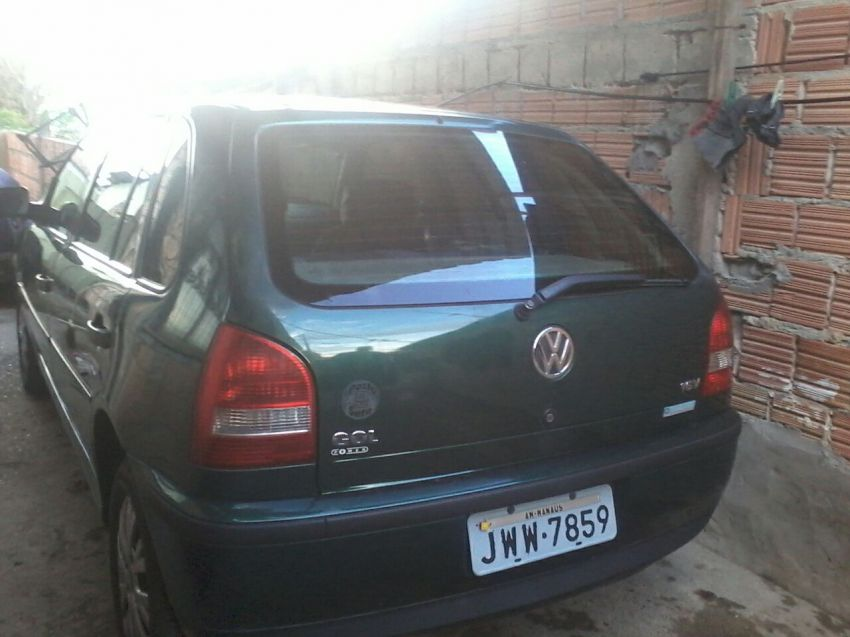 Volkswagen Gol 1.0 16V 2p - Foto #2
