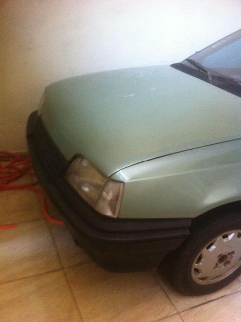 Chevrolet Kadett Hatch SLE 1.8 - Foto #6