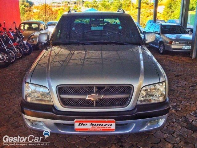 Chevrolet S10 Advantage 4x2 2.4 (Flex) (Cab Dupla) - Foto #2