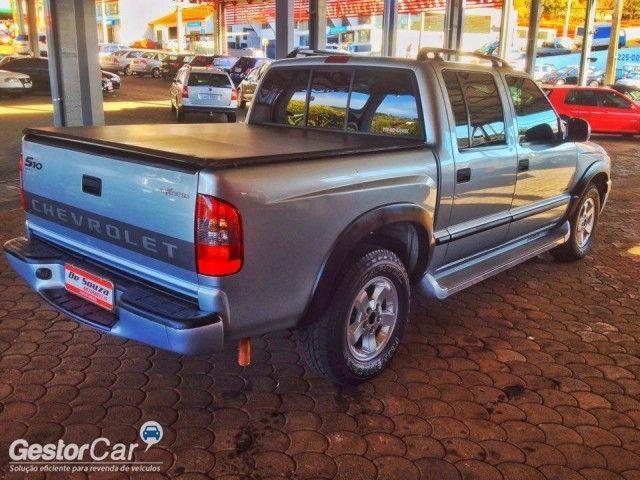 Chevrolet S10 Advantage 4x2 2.4 (Flex) (Cab Dupla) - Foto #7