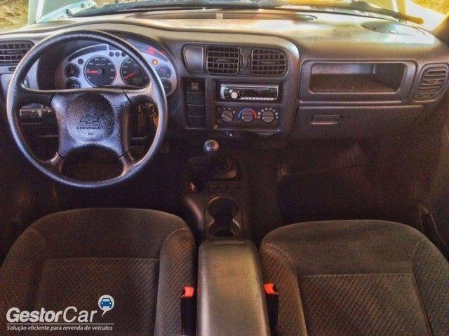 Chevrolet S10 Advantage 4x2 2.4 (Flex) (Cab Dupla) - Foto #9