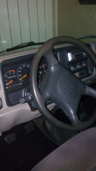 Chevrolet Silverado Pick Up Conquest 4.2 - Foto #4