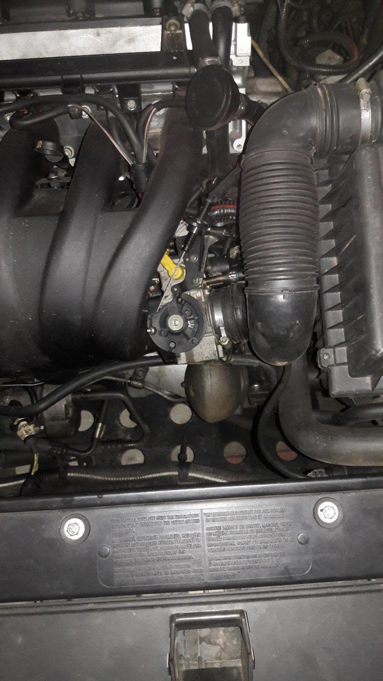 Citroën Xantia GLX 2.0 16V (aut) - Foto #5
