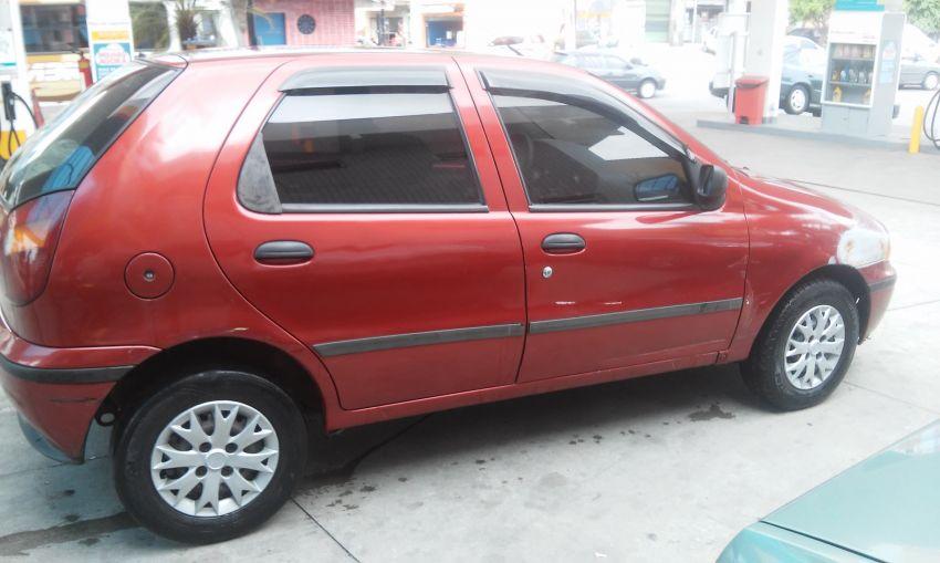 Fiat Palio ED 1.0 MPi 4p - Foto #3