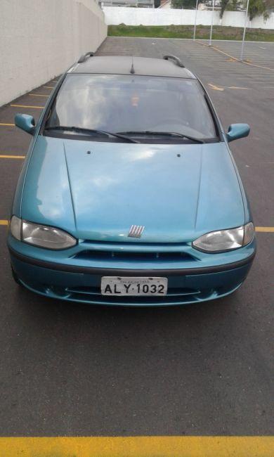 Fiat Palio Weekend 1.5 MPi - Foto #5