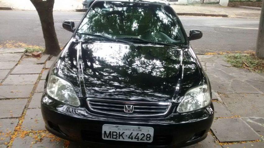 Honda Civic 1.8 i-VTEC LXS (Flex) - Foto #5