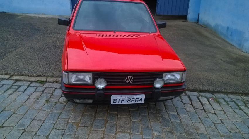Volkswagen Gol GTS 1.8 - Foto #2
