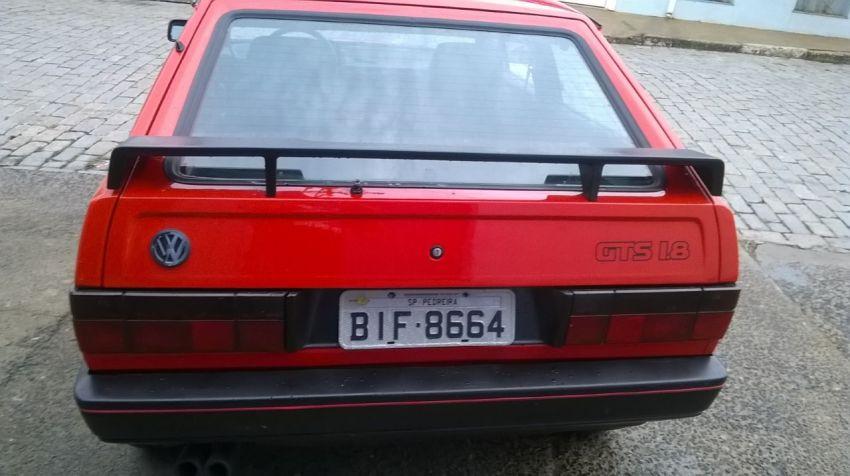 Volkswagen Gol GTS 1.8 - Foto #4
