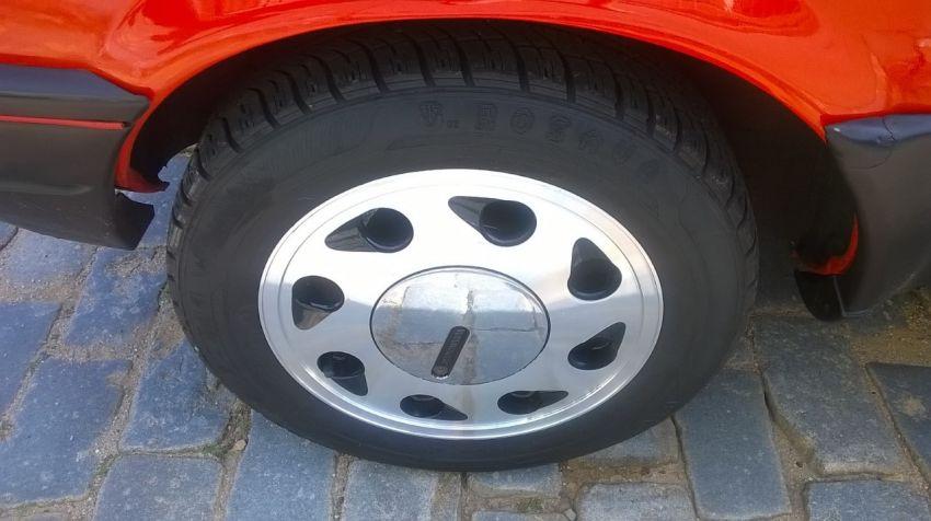 Volkswagen Gol GTS 1.8 - Foto #7