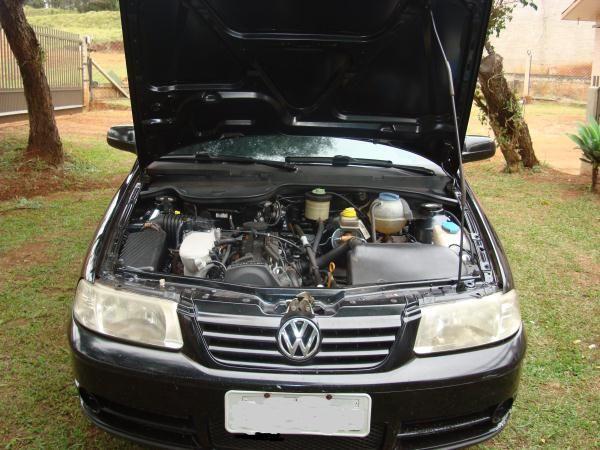 Volkswagen Parati City 1.6 MI (Flex) - Foto #5