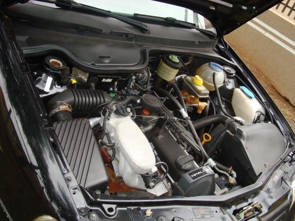 Volkswagen Parati City 1.6 MI (Flex) - Foto #7