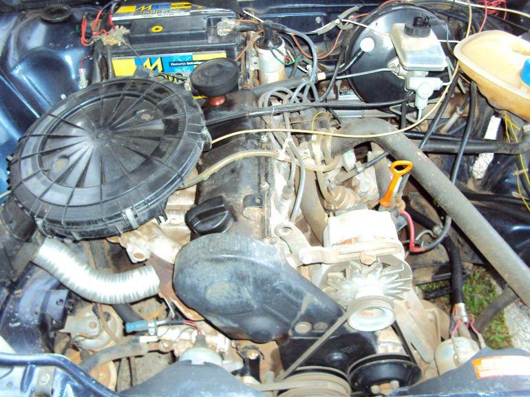 Volkswagen Santana CL 1.8 - Foto #5