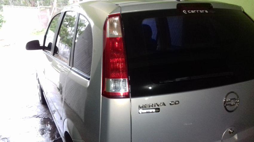 Chevrolet Meriva CD 1.8 8V - Foto #4