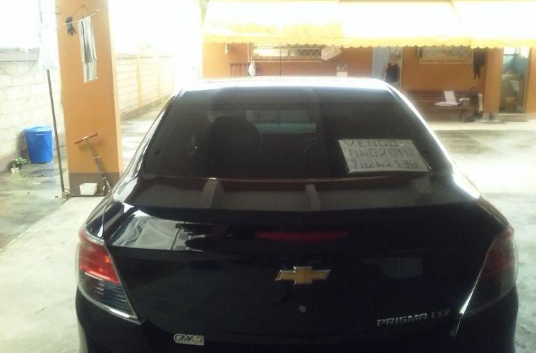 Chevrolet Prisma 1.4 SPE/4 Eco LTZ (Aut) - Foto #3