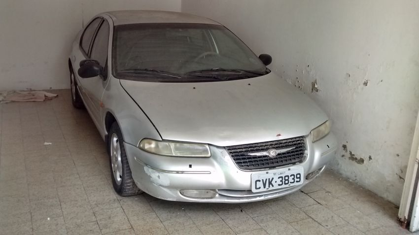 Chrysler Stratus Sedan LX 2.5 (aut) - Foto #4