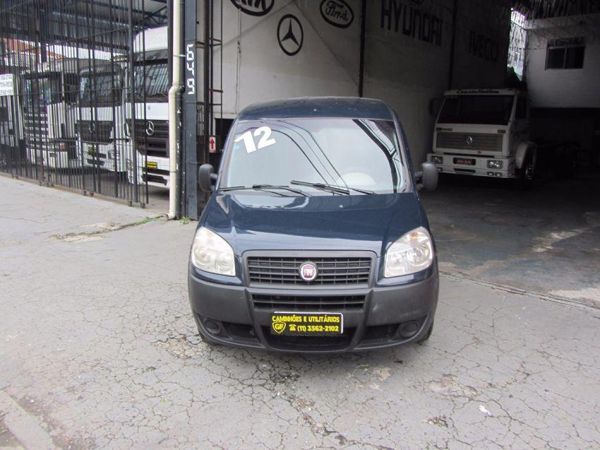 Fiat Doblò Cargo 1.4 Fire (Flex) - Foto #2