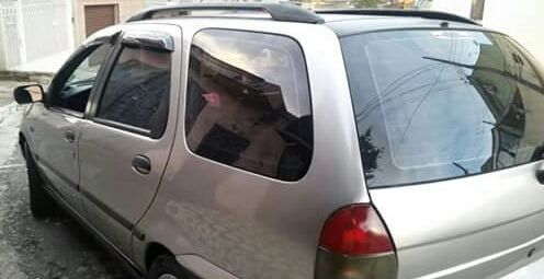 Fiat Palio Weekend 1.6 MPi 16V - Foto #4