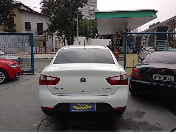 Fiat Siena Attrac. 1.4 Evo F.flex 8v - Foto #5