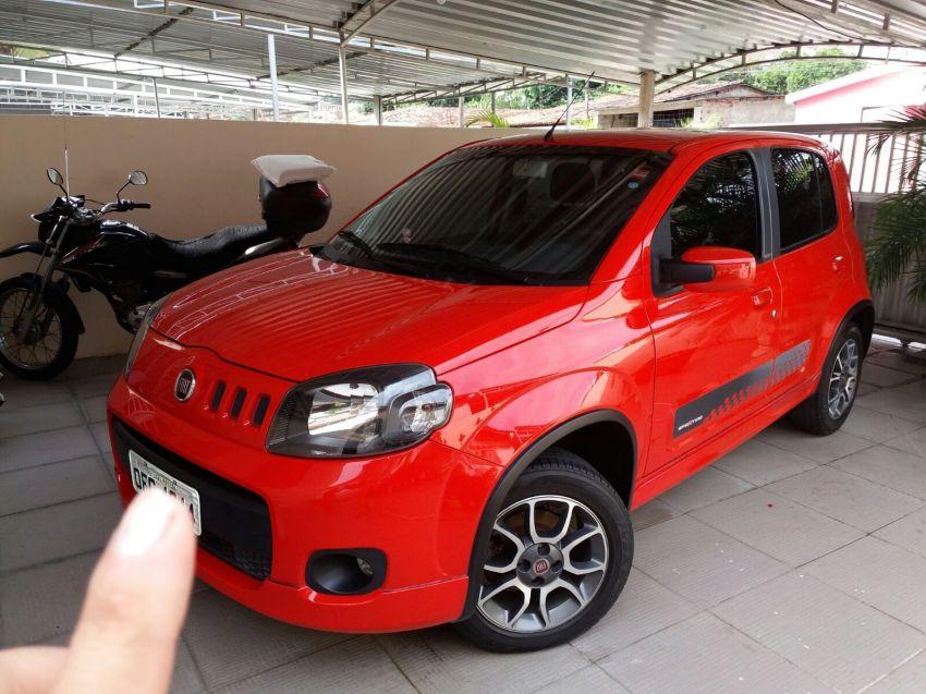 Fiat Uno Sporting 1.4 (Flex) 4p - Foto #5