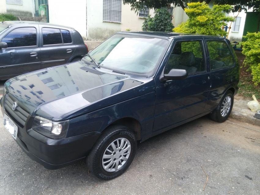 Fiat Uno Mille Fire 1.0 (Flex) - Foto #3