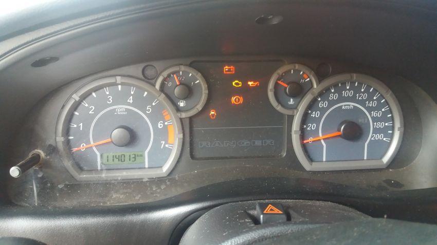 Ford Ranger XLT 4x2 2.3 16V (Cab Dupla) - Foto #5