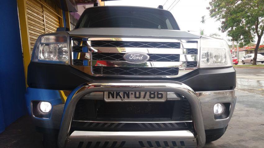 Ford Ranger XLT 4x2 2.3 16V (Cab Dupla) - Foto #6