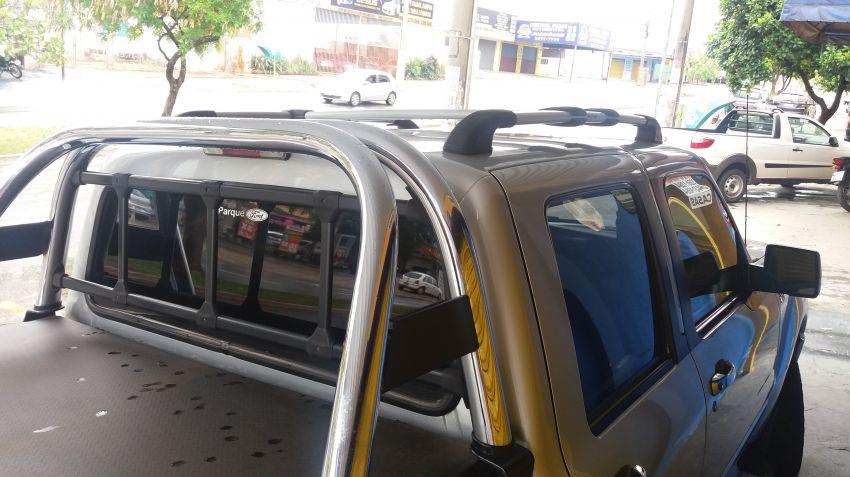 Ford Ranger XLT 4x2 2.3 16V (Cab Dupla) - Foto #9