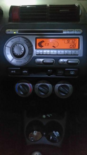Honda Fit EX 1.5 16V - Foto #3