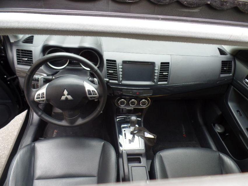 Mitsubishi Lancer GT 2.0 16V CVT (aut) - Foto #4