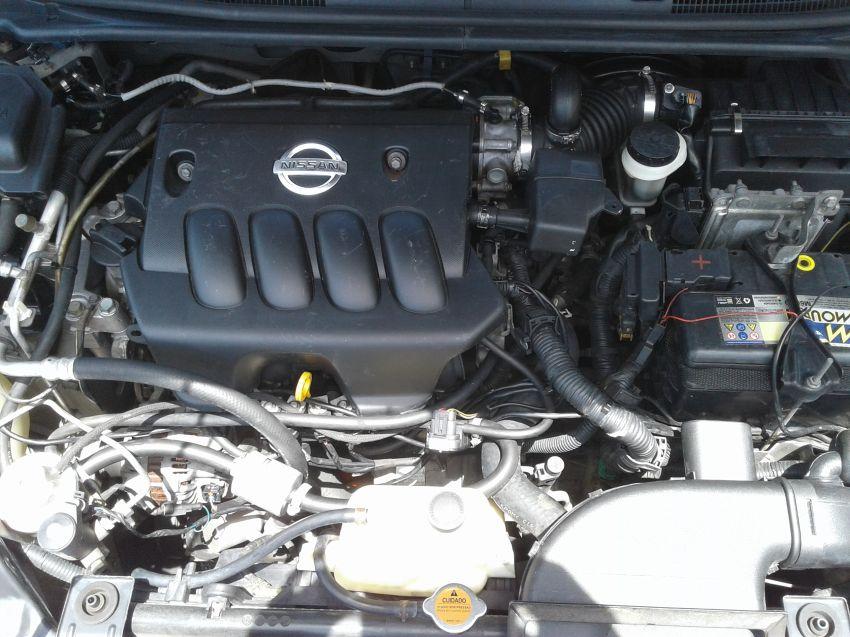 Nissan Sentra S 2.0 16V CVT (flex) - Foto #4