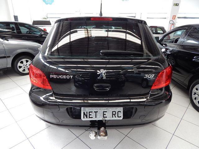 Peugeot 307 Feline 2.0 16V Flex - Foto #4