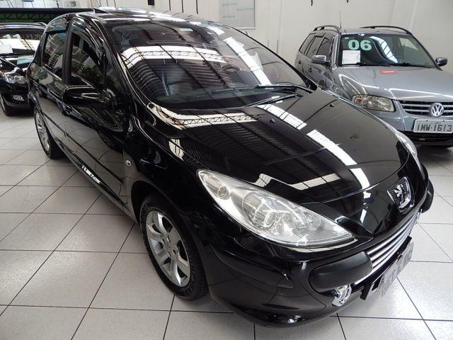 Peugeot 307 Feline 2.0 16V Flex - Foto #5