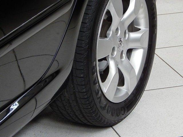 Peugeot 307 Feline 2.0 16V Flex - Foto #9
