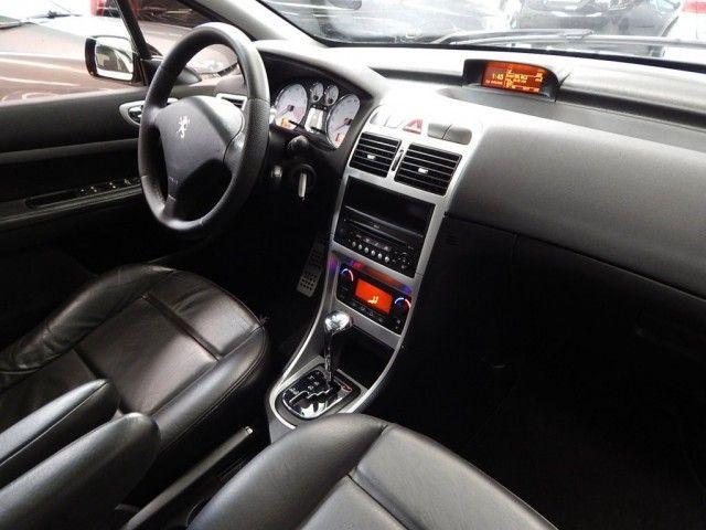 Peugeot 307 Feline 2.0 16V Flex - Foto #10