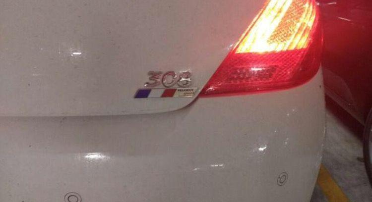Peugeot 308 Roland Garros 1.6 THP (Aut) - Foto #3