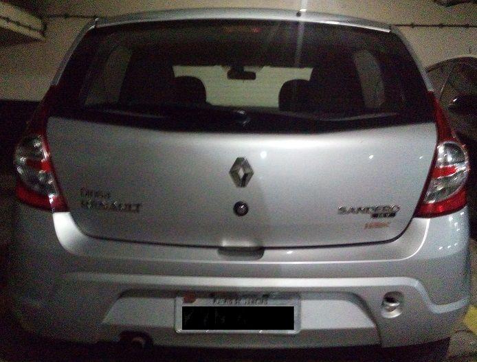 Renault Sandero Expression 1.0 16V (Flex) - Foto #3
