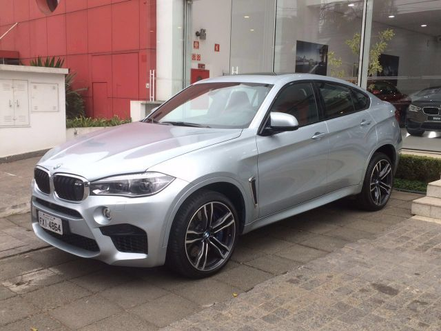 BMW X6 M 4.4 Bi-Turbo V8 32V - Foto #1