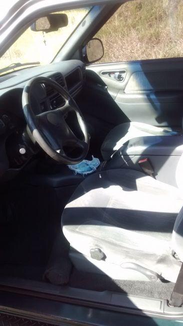 Chevrolet Blazer 4x2 2.4 MPFi - Foto #1