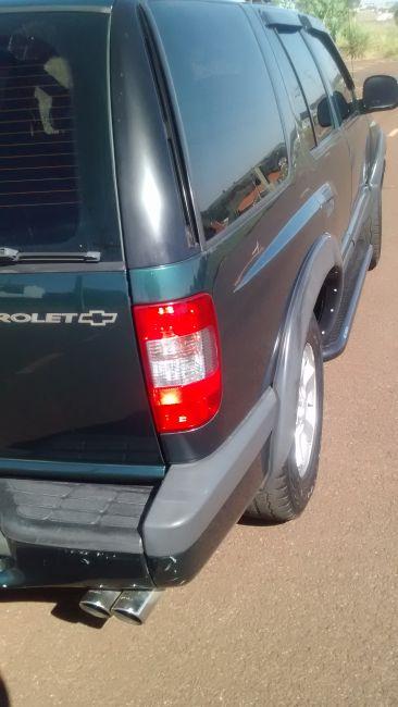 Chevrolet Blazer 4x2 2.4 MPFi - Foto #4
