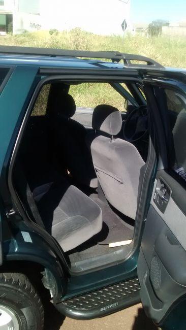 Chevrolet Blazer 4x2 2.4 MPFi - Foto #6